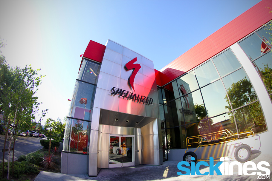 , Sea Otter – Win a Behind-the-Scenes Tour of Specialized HQ