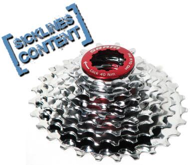 , SRAM Downhill Cassette PG-970 DH