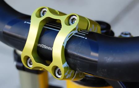 spotlight twenty6 f1 direct mount boxxer stem sick lines mountain bike reviews news. Black Bedroom Furniture Sets. Home Design Ideas