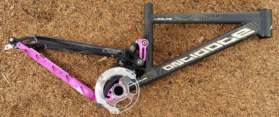 , Review: 2011 Antidote Lifeline DH