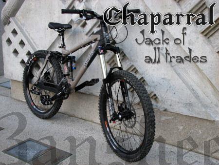 Yakima Holdup 2 >> » 2007 Banshee Chaparral - Sick Lines – mountain bike ...