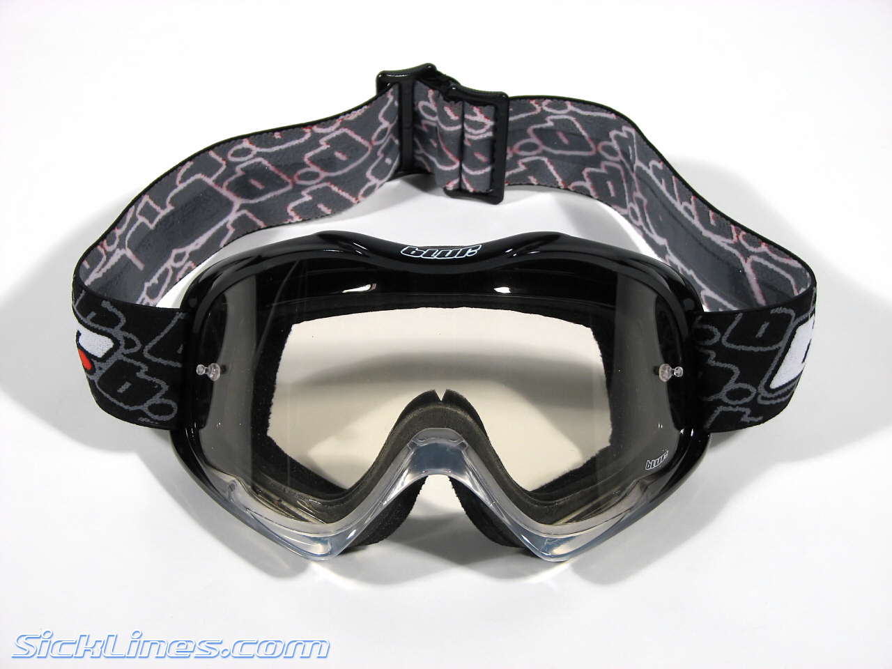 187 Blur B1 Goggle Review Sick Lines Mountain Bike