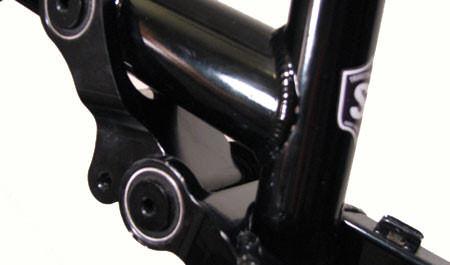 , Park Bike Build – Transition BottleRocket