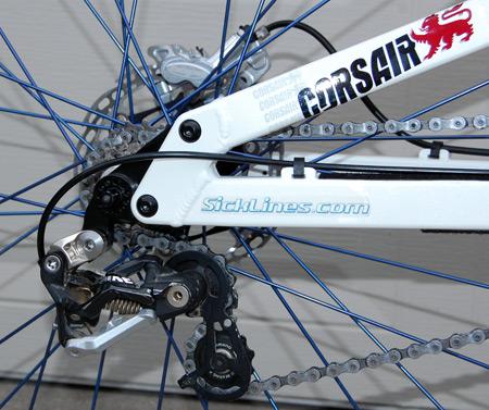 , Park Bike Build