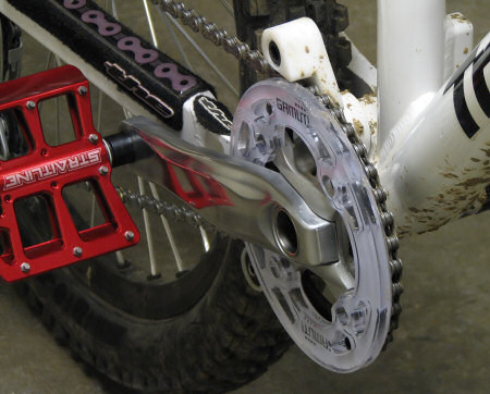 , Gamut P30 Chainguide
