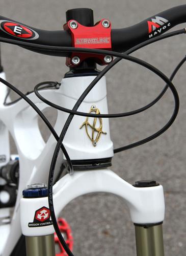 187 Project Ibis Mojo Hd Sick Lines Mountain Bike
