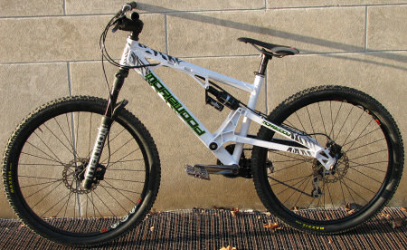 187 2006 Morewood Ndiza St Sick Lines Mountain Bike