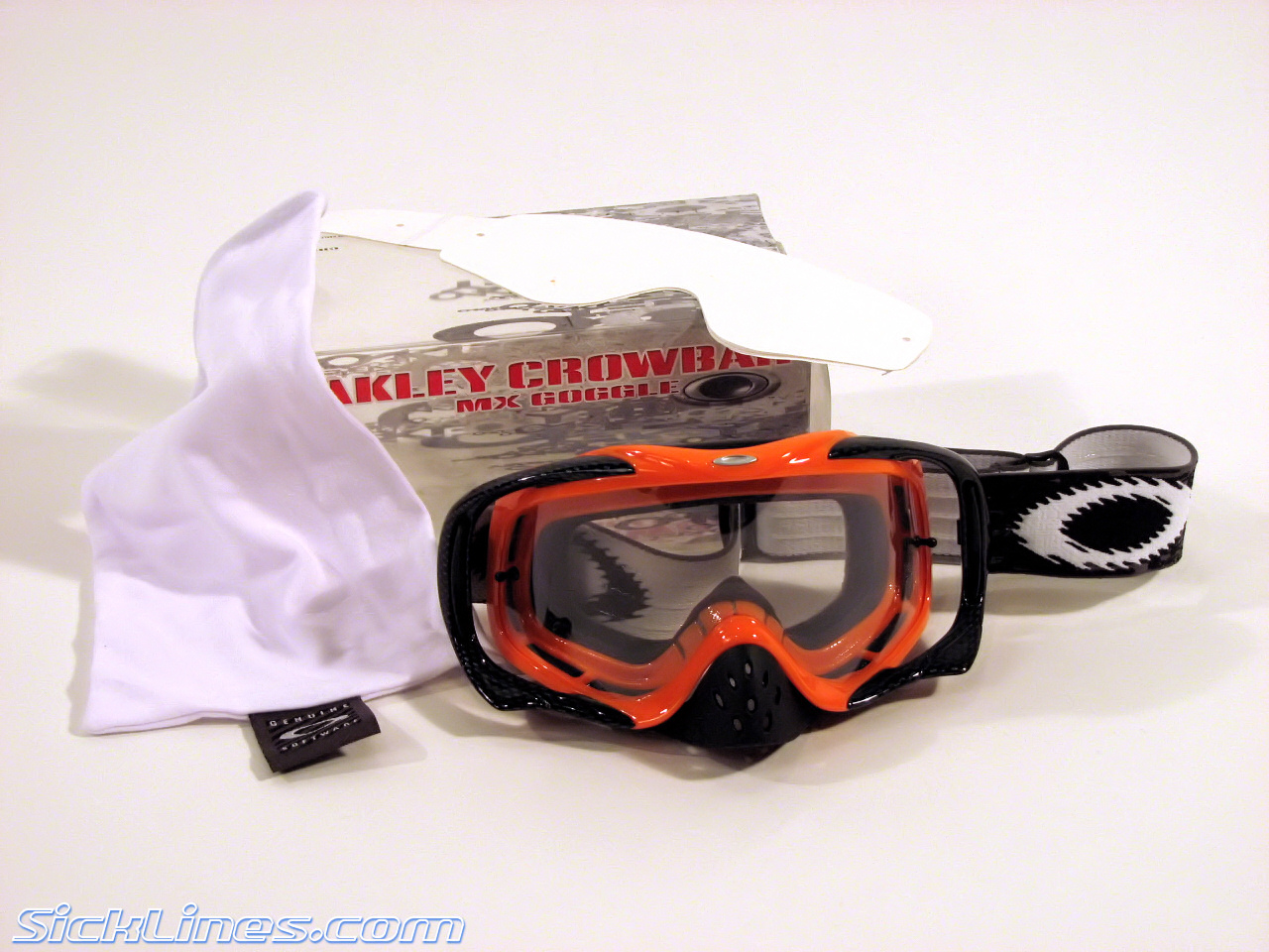 Oakley Crowbar Goggles Review