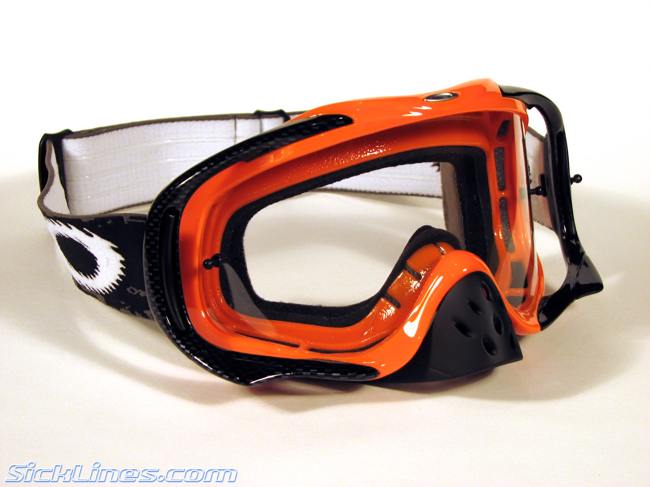 discount oakley goggles  Oakley Crowbar MX Goggle Review - Sick Lines \u2013 mountain bike ...