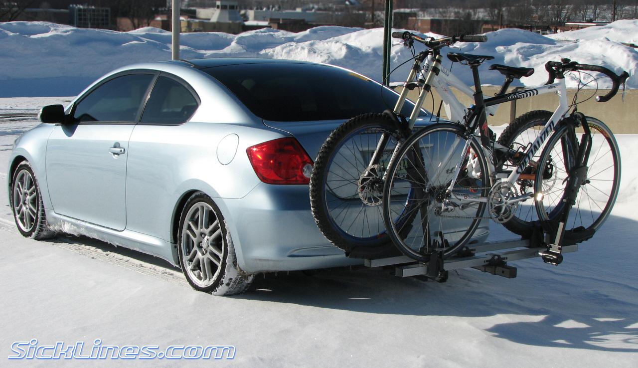 187 Thule T2 Sick Lines Mountain Bike Reviews News