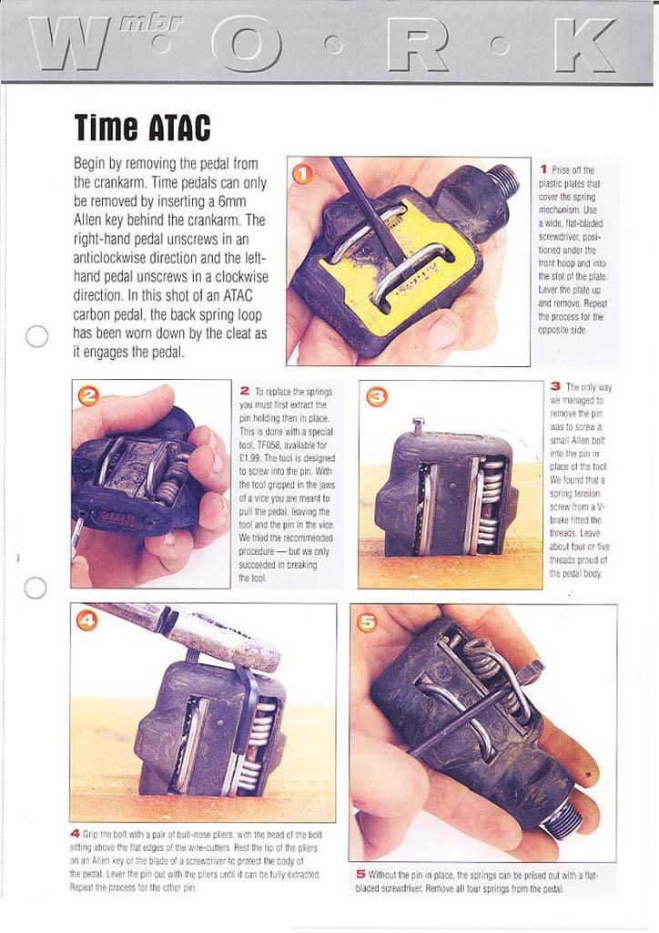 42410dc8a Clipless pedals with LOTS of float and suited to Touring - Page 2 ...