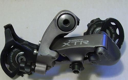 , Shimano XTR Rear Derailleur Overhaul
