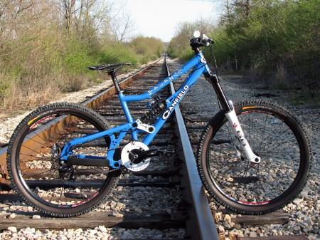 Project Canfield Brothers Balance Sick Lines Mountain Bike