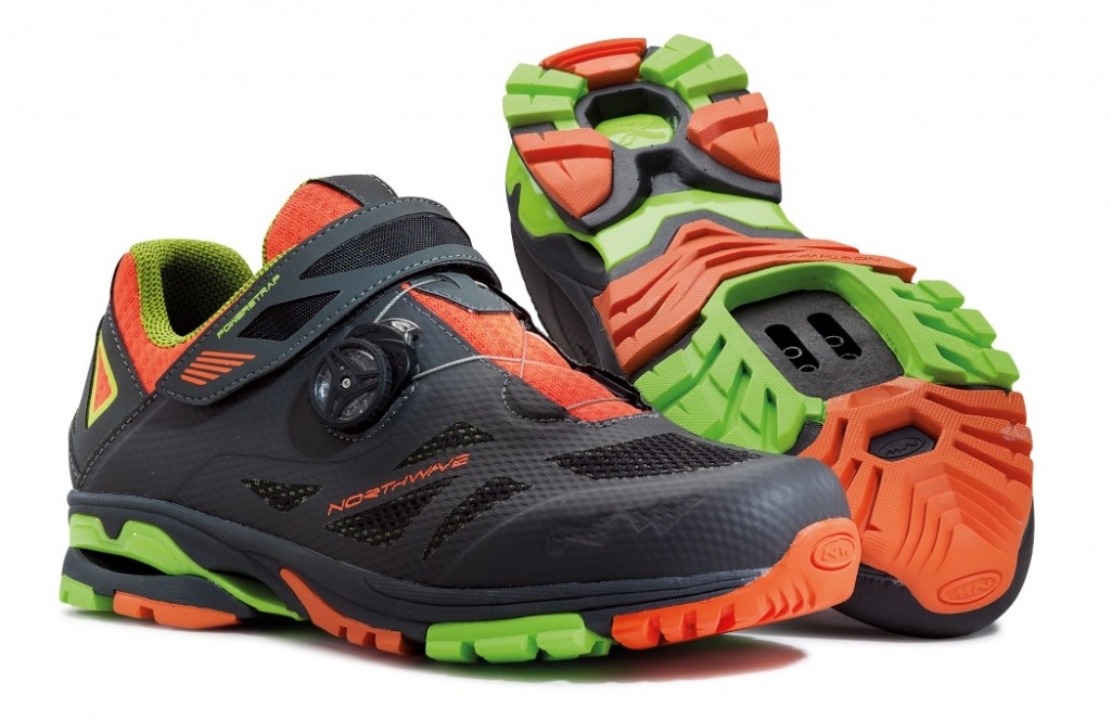 , Northwave Shoes Featuring Michelin Soles: Dolomites EVO, Spider 2, Spider Plus 2 : First in Cycling – New All Mountain Shoes