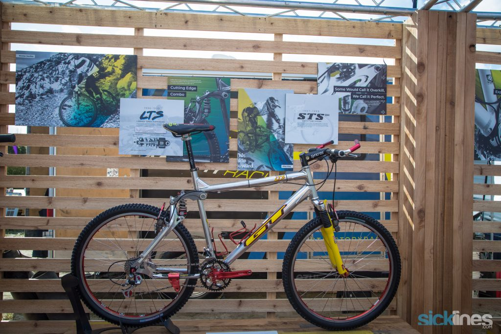 , GT Bicycles Celebrates 25 Years and Norco's Aurum HSP Downhill Bike