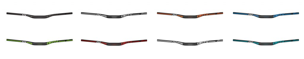 2 DEITY SKYWIRE CARBON HANDLEBAR-ROSTER