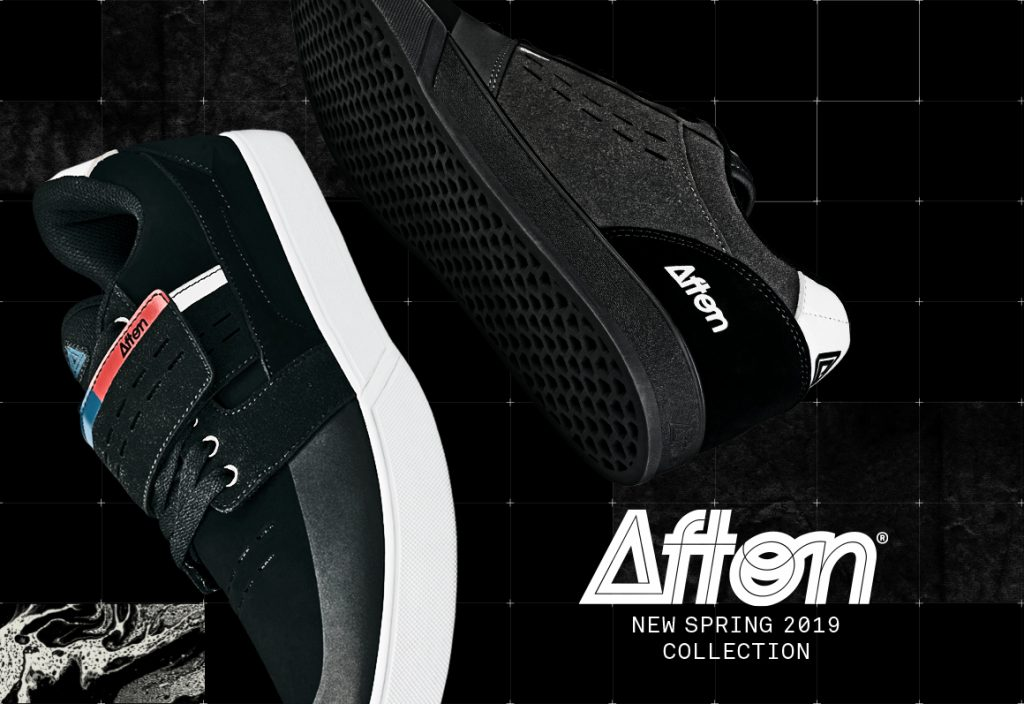 , Afton Shoes Spring 2019 Release