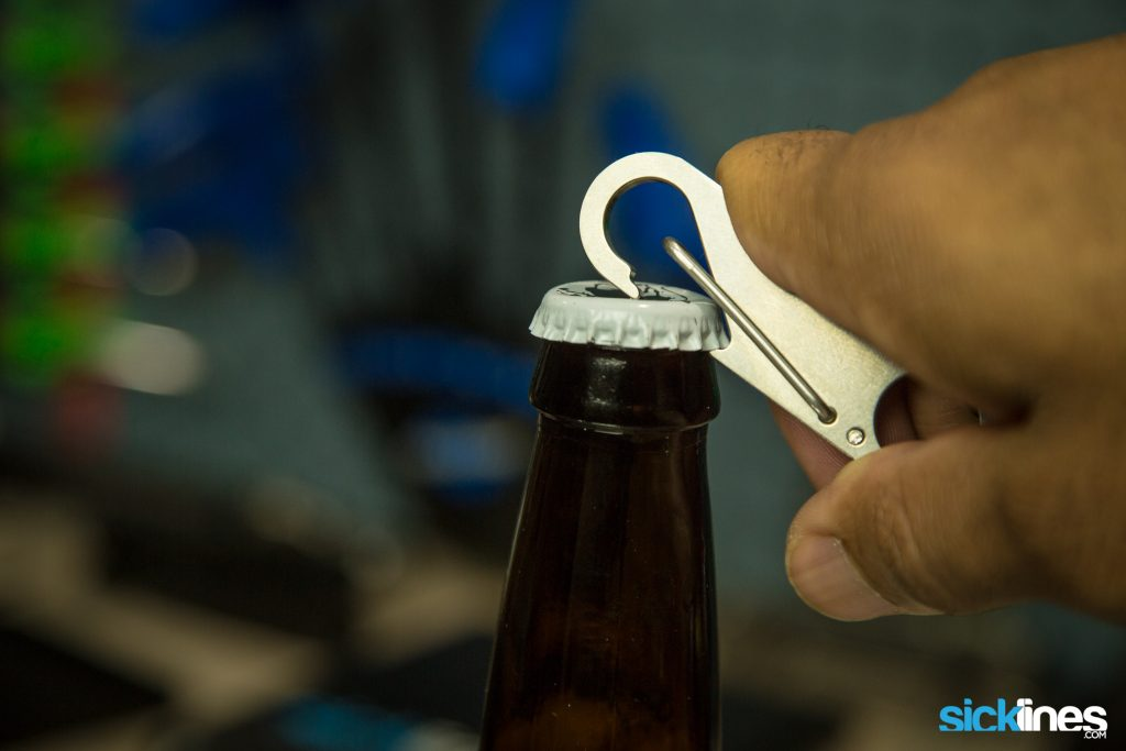 , Review: Spurcycle Titanium Key Clip and Bell