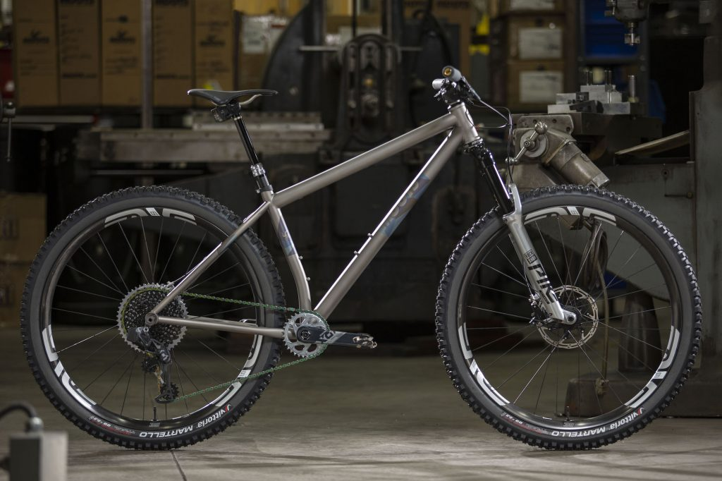 , Moots Womble – 140mm Downcountry Bike