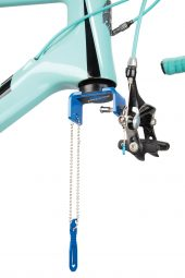 , New 2020 Park Tool Products – Dummy Fork, Electronic Shift Tool, Benchtop Overhaul Mat