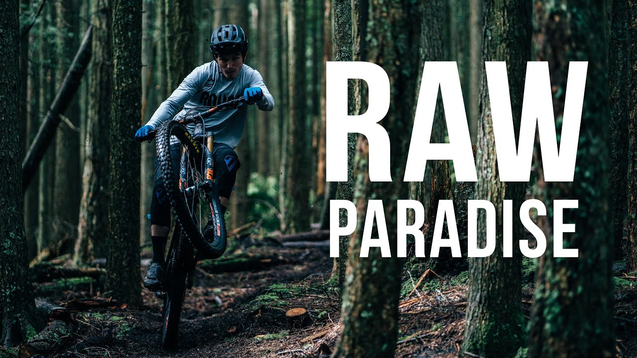 , Transition Bikes – Raw Paradise
