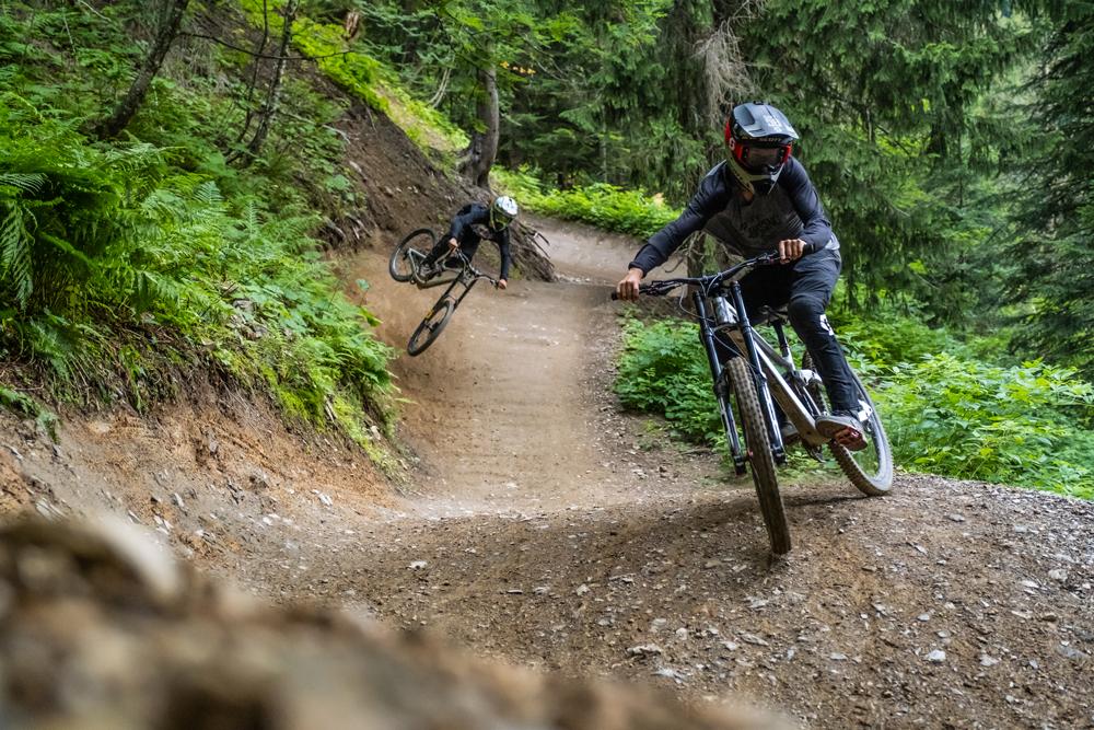 , Private DH Tracks In Oregon – 2020 Scott Sports Gambler Alloy – Aluminum