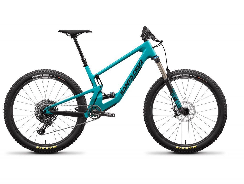 , 2021 Santa Cruz 5010